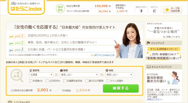 はたらこindex_サイト